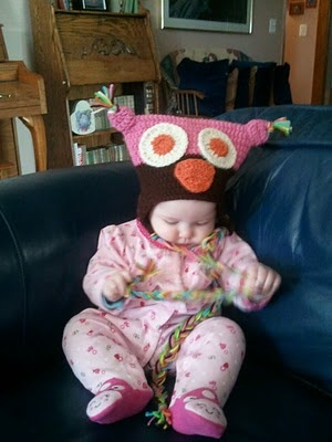 i think i need to get backing into the knitting thing...this would be a perfect gift for any new baby...unless the baby belongs to @Rachel Coney ;)