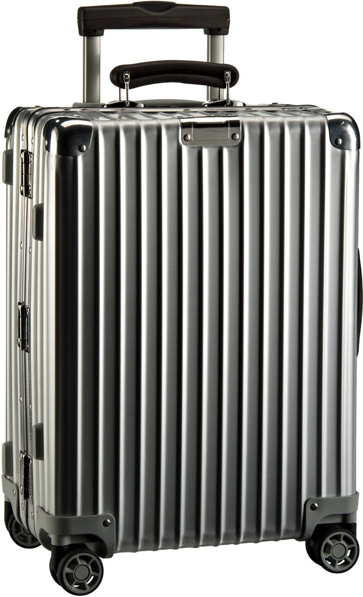 rimowa classic flight cabin multiwheel iata 55 lufthansa size silber rimowa classic flight. Black Bedroom Furniture Sets. Home Design Ideas
