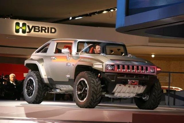 2018 Hummer H4 Interior, Price, Release Date
