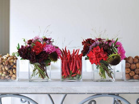 """From Rizzoli's """"Everyday Flowers"""" book by Paula Pryke."""