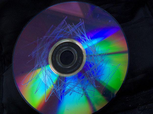 krassen van cd/dvd verwijderen
