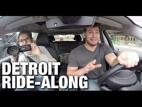 Detroit Real Time Ride-Along » Louder With Crowder  - They should visit Flint next....