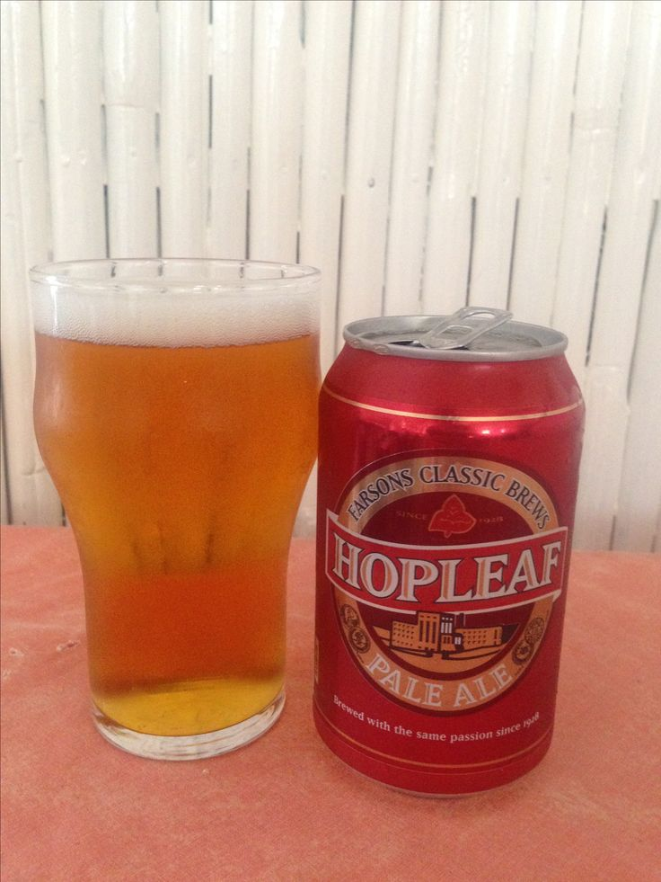 #362 HOPLEAF Pale Ale ⭐️⭐️⭐️