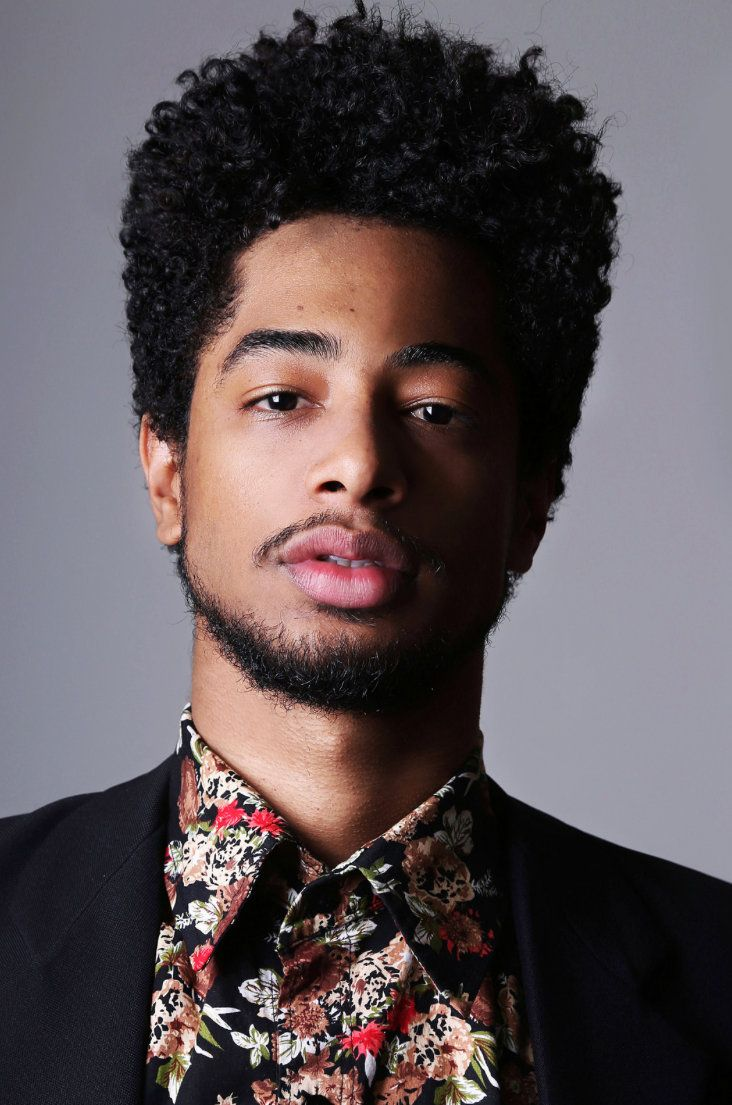 Best Curly Head Men Images On Pinterest - Haircut styles for black men with curly hair