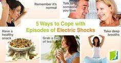 5 Ways to Cope with Episodes of Electric Shocks. Learn about the methods you can use to cope with it. #menopause #symptom #electric #shock #health #women