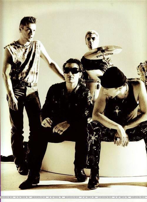 U2- Zooropa