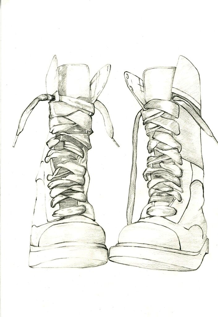Line Drawing Shoes : Best images about stuff to draw on pinterest