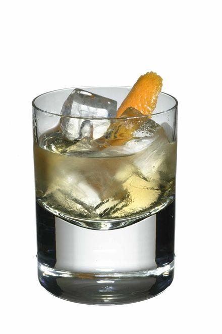 to make an almond old fashioned (tequila based) use patron reposado tequila, disaronno originale amaretto, aquariva agave syrup, angostura orange bitters and garnish