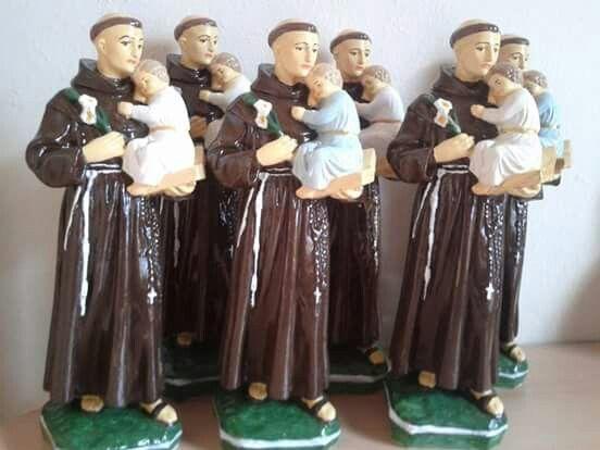 Statuete Sf.Anton de Padova