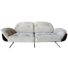 Rare Sofa by Jorge Zalszupin