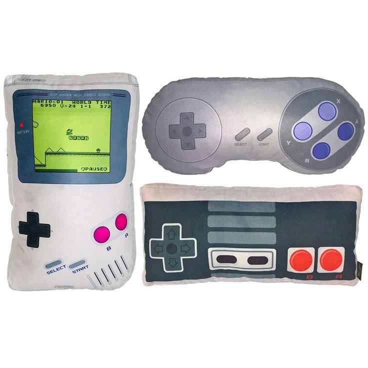 Retro Mega Gamer Kit: Game Boy Pads, Super Nintendo and NES Controls