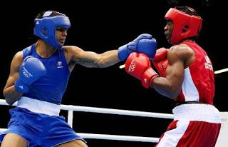 Boxing - Rio Olympic Games 2016