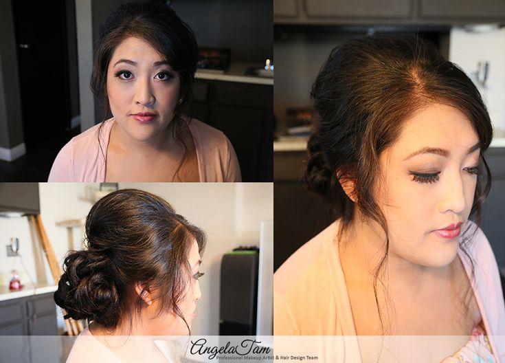 22 best images about Wedding Asian Thai Bride Makeup & Hair ...