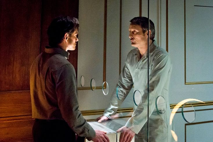 Francis Dolarhyde is a very shy boy. Hannibal recognized it in him from the start. While the Great Red Dragon thrives on notoriety and headline collages, Dolarhyde is so fundamentally self-abnegating that he recedes into the shadows even when in the presence of a blind person. But the need to be seen and understood is a fundamental human yearning — esteem is right there under self-actualization on Maslow's hierarchy — and Dolarhyde's desire for recognition...