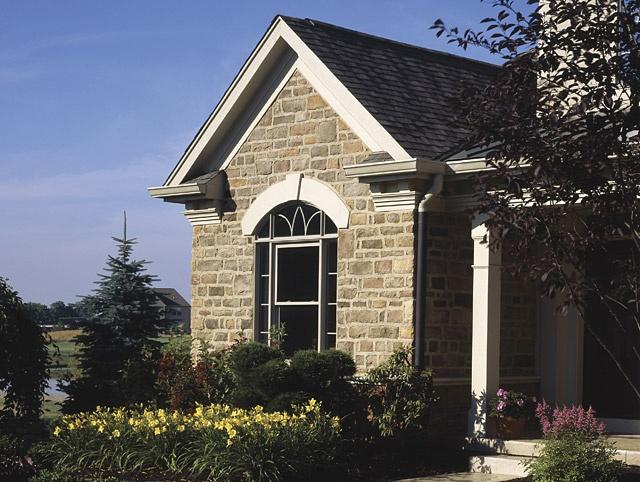 Eldorado stone limestone color bridgeport grout standard for Stone veneer vs brick cost