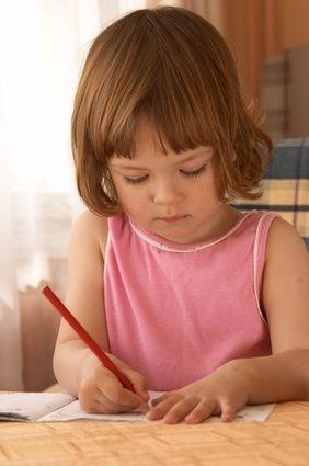 How to Prepare a Professional Portfolio for a Preschool Teacher