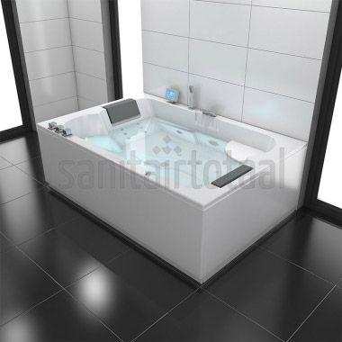 badkamer inspiratie badkamer ideeen whirlpool badkamer indoor jacuzzi ...