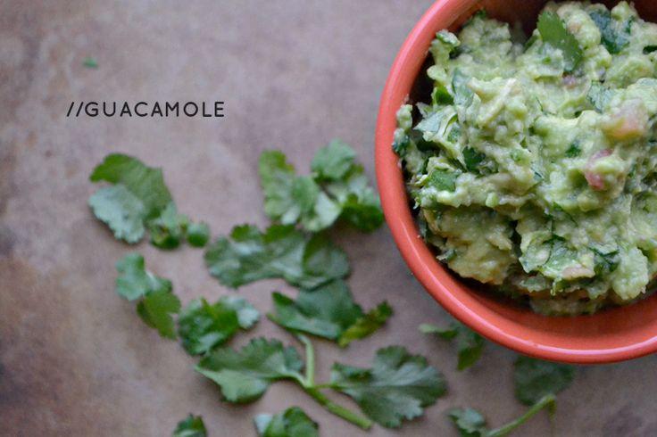 Guacamole - Simple, yet looks soooo good!