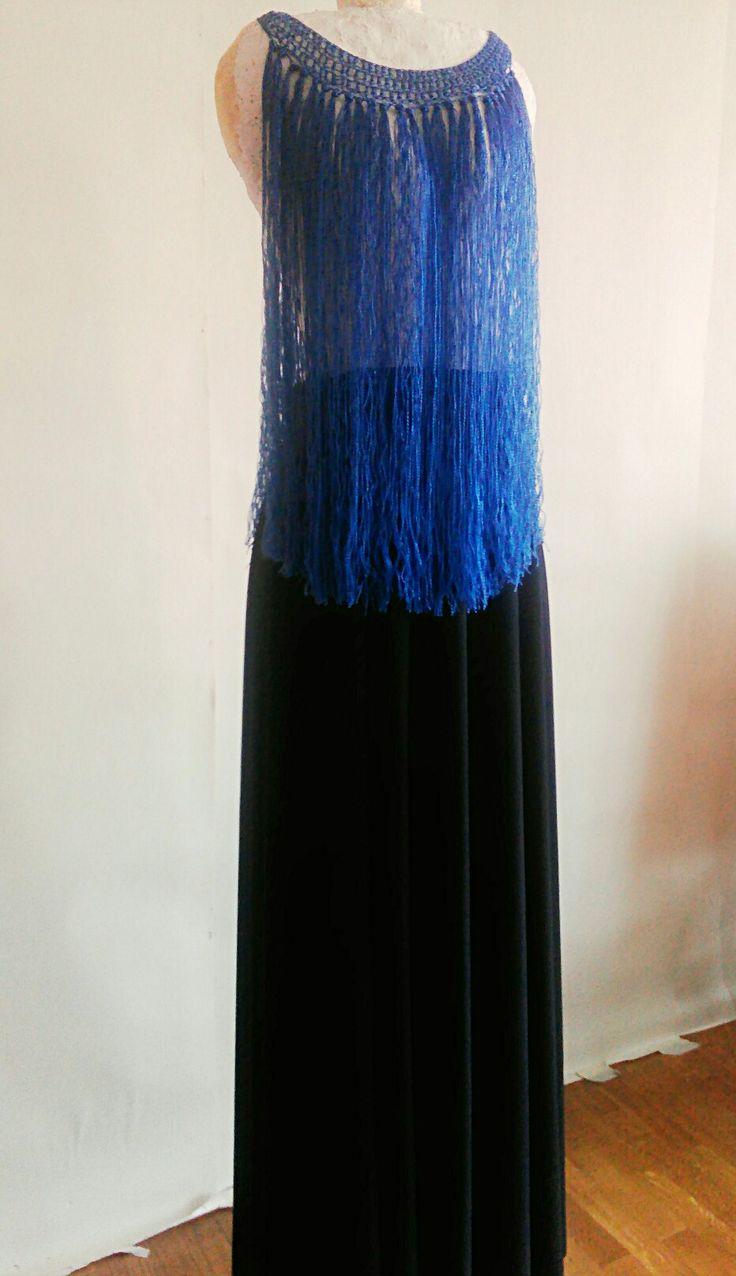 Collar flamenco фламенко flecos