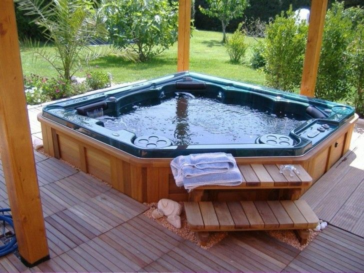 Bathroom With Hot Tub Creative 216 best spa pools & jacuzzi images on pinterest | hot tubs, kid