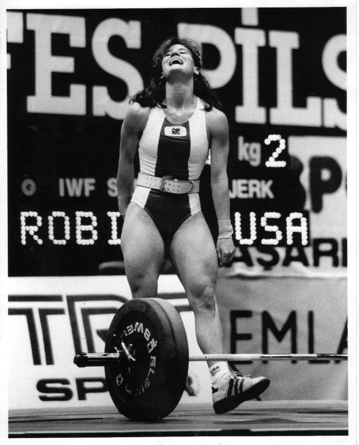 Robin Byrd, America's last Senior World Champion