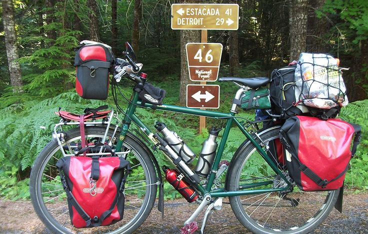 Touring can be a great activity to do on a bike; here are six things to consider when starting out