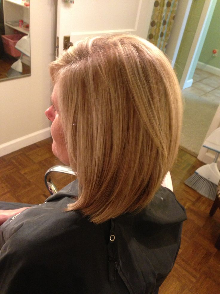 Lightly Layered Long Bob Hair Styles 2014 Long Bob