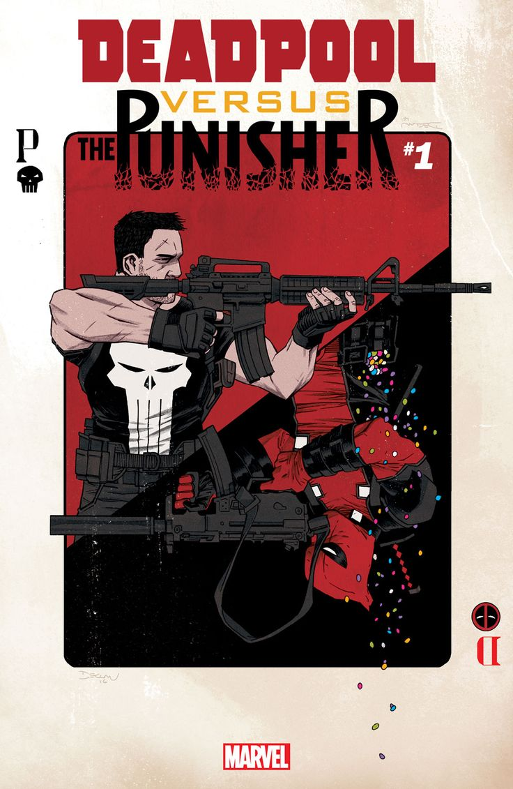 DEADPOOL VS. THE PUNISHER New York,