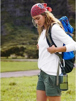 Trekkie Shortie | Athleta https://uk.pinterest.com/uksportoutdoors/women-outdoor-hiking-camping-wear/pins/
