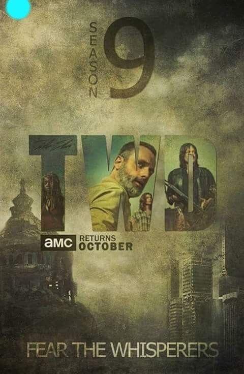 Season 9 | The Walking Dead (AMC) | Walking dead | Walking dead