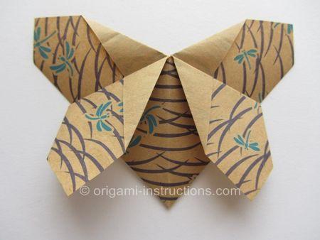 Origami Matthews Butterfly