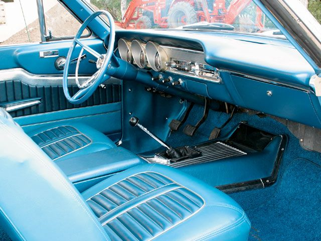 1963 Ford Fairlane Interior Kits Pictures To Pin On Pinterest Pinsdaddy