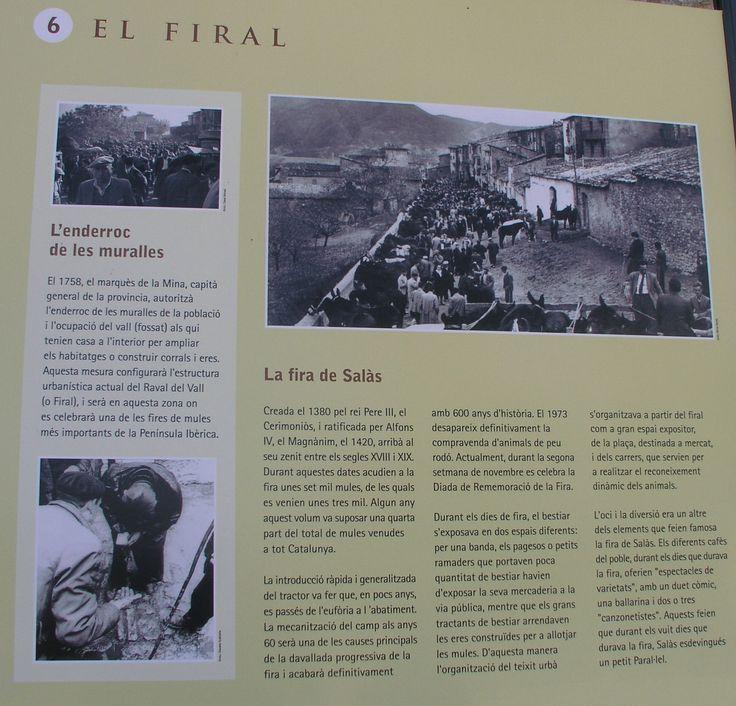LA Fira de #salasdepallars. l'origen #pallarsjussà