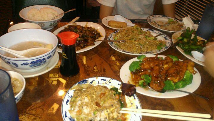**** Good Chinese food