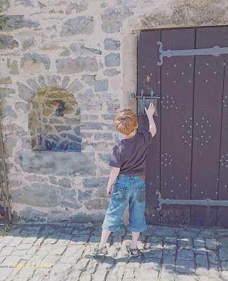 Besuch auf der Burg Altena im Sauerland