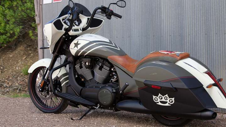 Custom Victory Vision Motorcycle Music Videos Pictures
