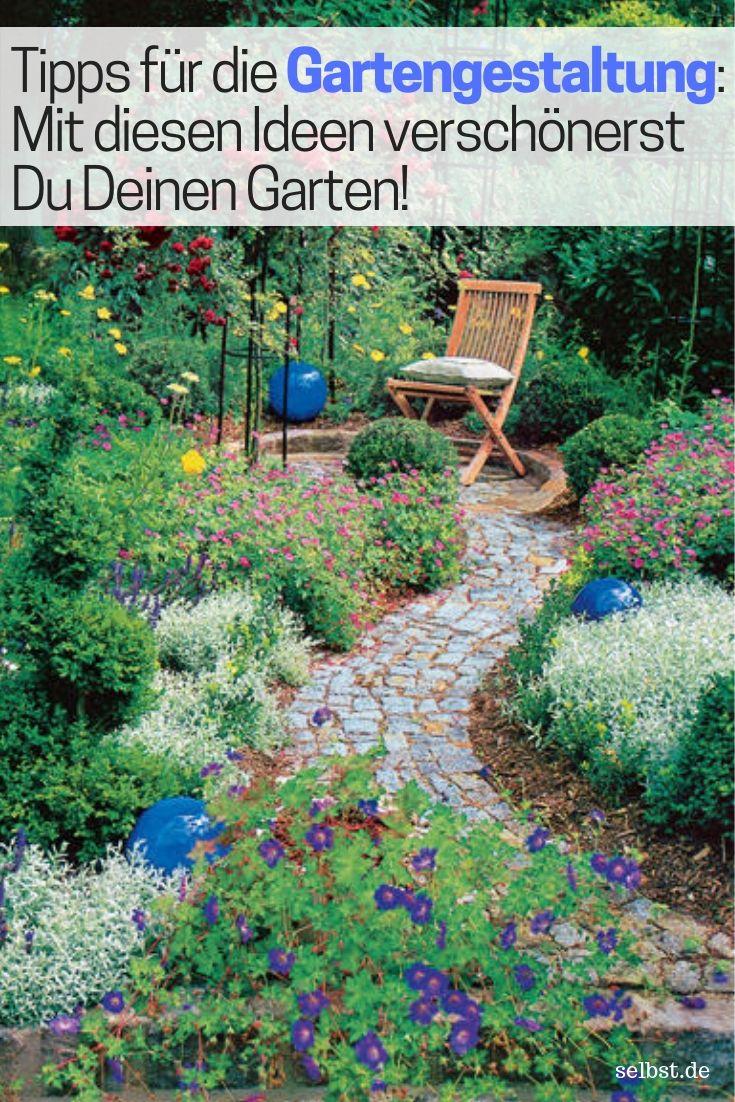 Gartengestaltung Selber Machen Selbst De Garten Gartengestaltung Garten Gestalten