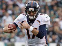 nice Broncos' Brock Osweiler to start at QB vs. Patriots