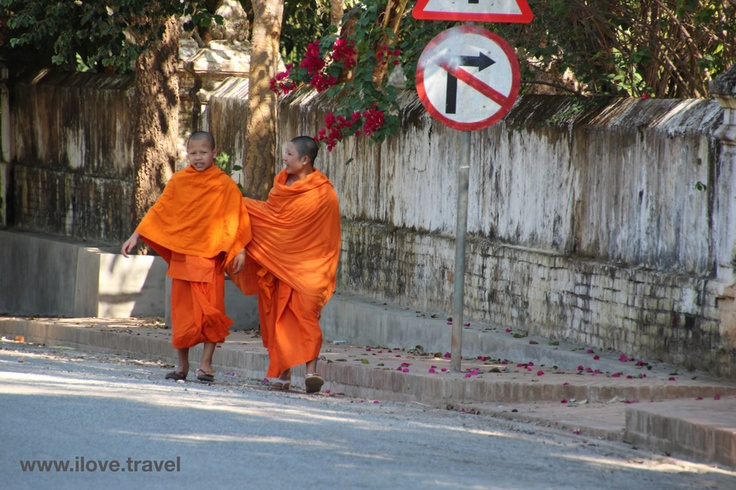 Luang Prabang, Laos... destination tips from our Foreign Correspondents - www.ilove.travel