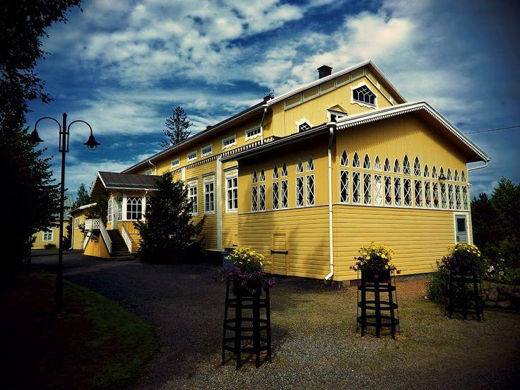 Manor von Schantz, Kauhajoki