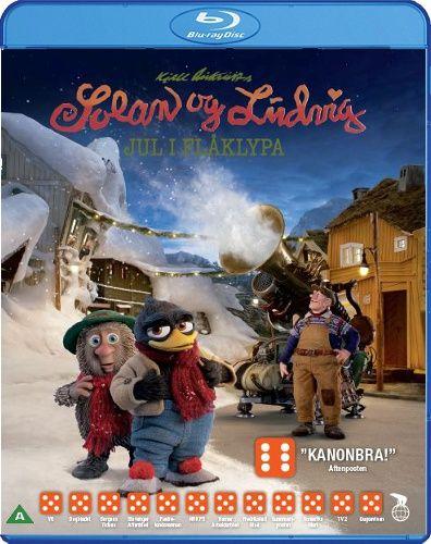 Solan Og Ludvig - Jul I Flåklypa (Blu-ray)