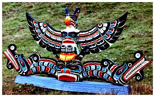 127 best images about totem poles on Pinterest - photo#7