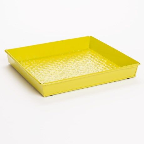 Extra Weave USA Square Boot Tray - Bright)