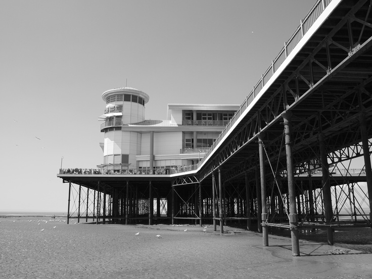 The Grand Pier at Weston-super-Mare. Photo by Andy Howson