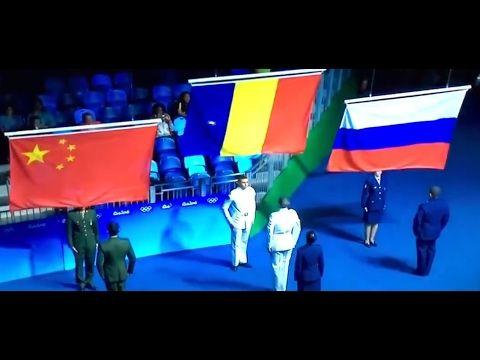 AURUL campioanelor noastre  Felicitări lor, felicitări ROMÂNIA