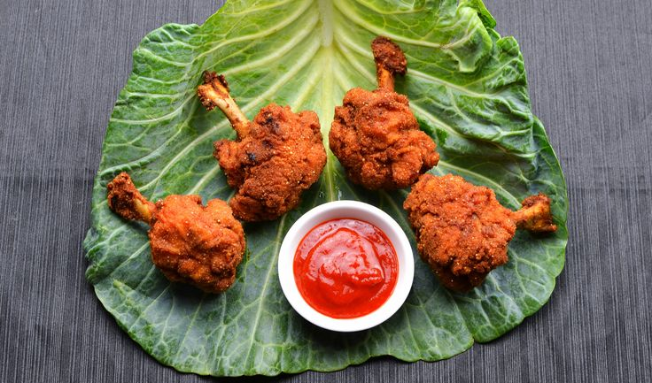 Chicken lollipop is a famous indo-chinese fusion dish which is a great appetiser. Chicken drumettes or wings frenched, marinated, crumbed and deep fried – a bliss for all chicken lovers. Chicken lollipop is perfect for parties as it can be prepared beforehand and fried when the guests arrive. This one is a favourite with …