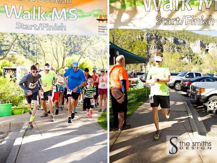 Walk MS Event Photography Glenwood Springs