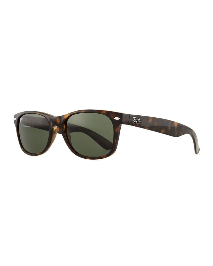 New Wayfarer Classic Sunglasses, Tortoise