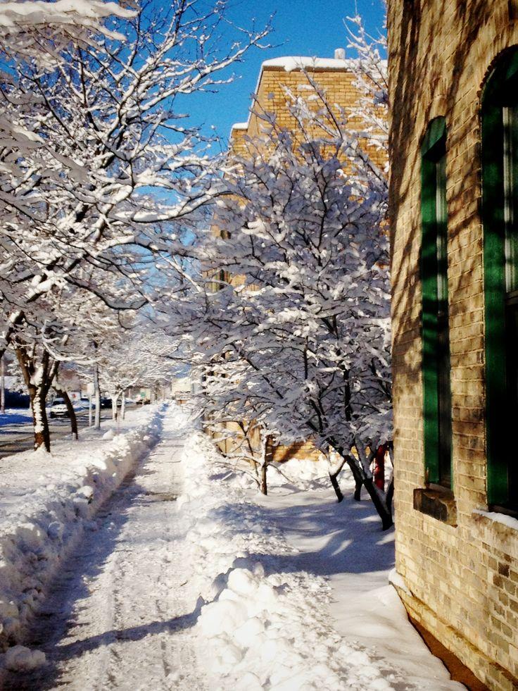 Holland Michigan Winter By Jeff Long