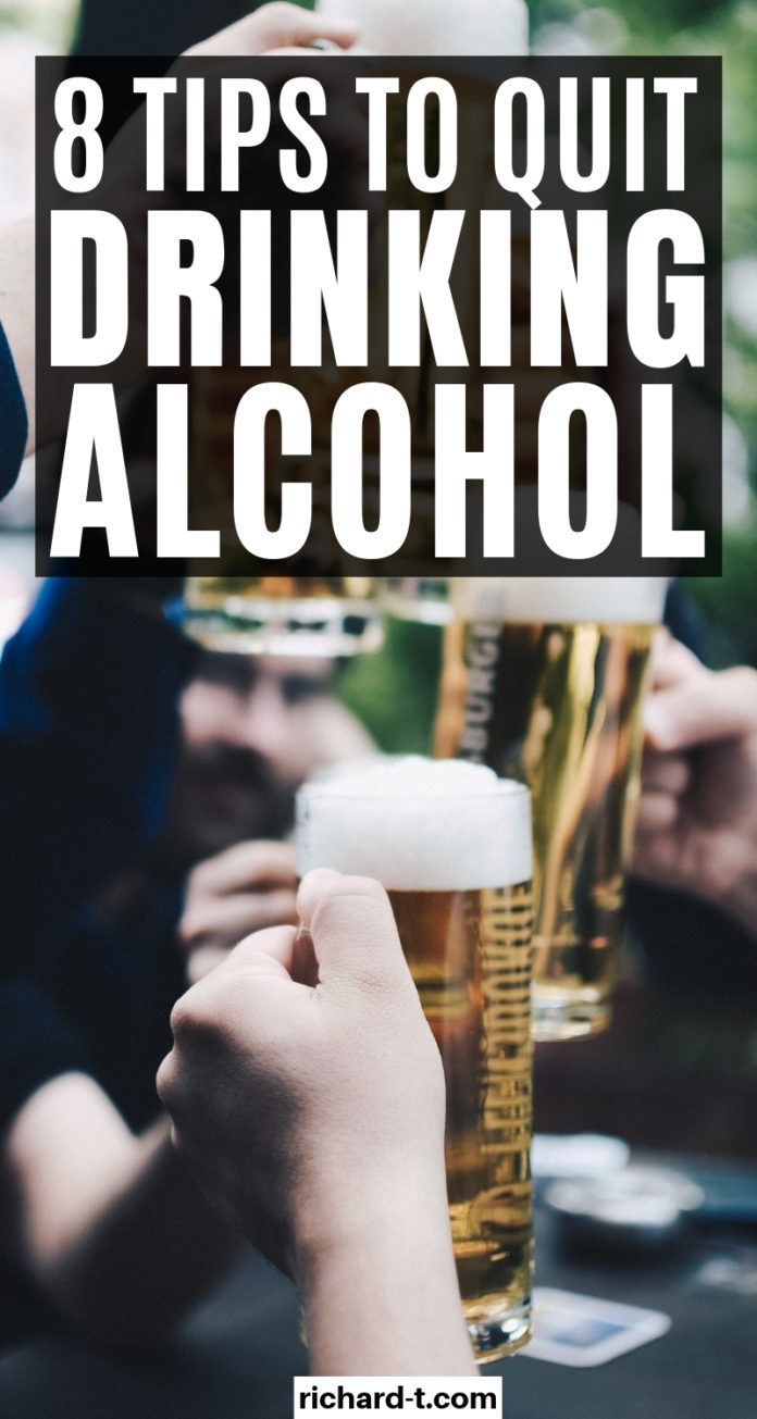 8 Tips For Anyone Trying To Quit Drinking Alcohol Quit Drinking Alcohol Quitting Alcohol Quit Drinking